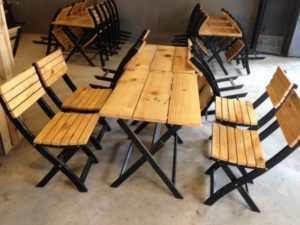 thanh lý bàn ghế cafe hà nội