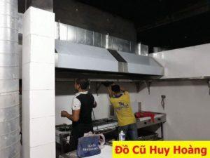 thanh lý hệ thống bếp công nghiệp