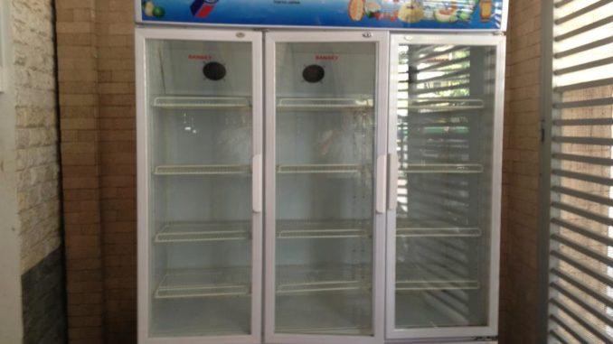 thanh lý tủ mát cũ tại Hà Nội