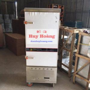 thanh lý tủ nấu cơm 12 khay bếp công nghiệp
