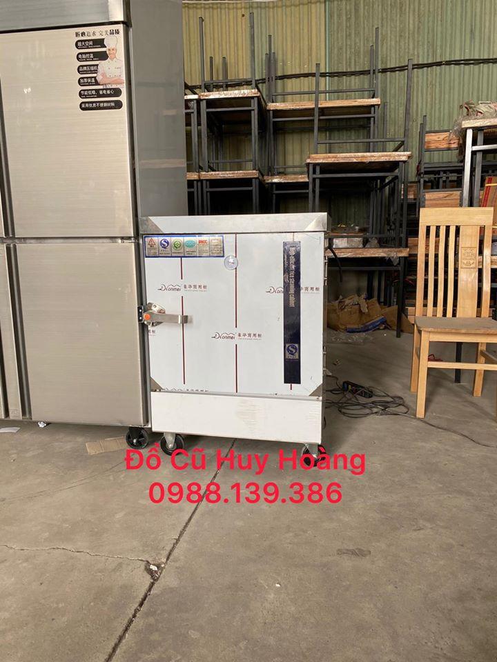 tủ nấu cơm gas điện đa dạng mẫu mã từ 6 đến 24 khay thanh lý giá cực tốt