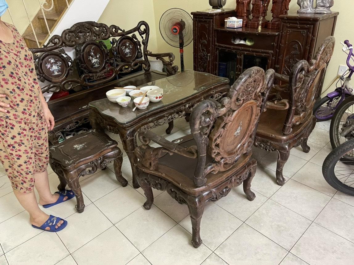 thu mua đồ gia đình cũ giá cao tại Hà Nội