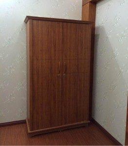 thanh lý tủ quần áo gỗ công nghiệp