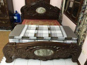 thu mua đồ gỗ giường cổ