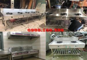 hệ thống bếp công nghiệp lẩu nướng