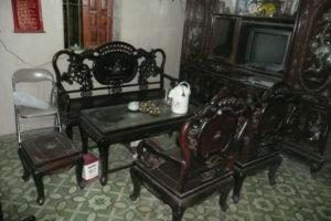 thu mua bàn ghế gỗ gụ cũ uy tín nhất Hà Nội