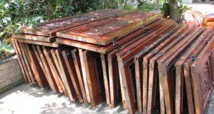 mua cửa gỗ cũ tại Hà Nội