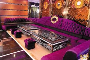 sofa cũ phòng hát karaoke