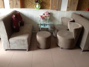 sofa quán karaoke cũ