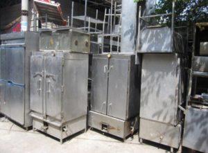 thanh lý tủ nấu cơm cũ số lượng lớn