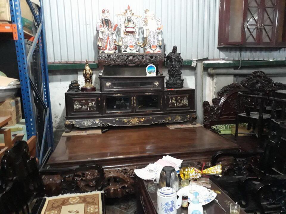 chợ đồ gỗ cũ tại hà nội
