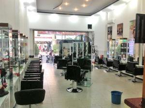 cửa hàng quán tóc nam nữ thanh lý