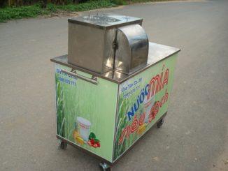 máy ép nước mía siêu sạch